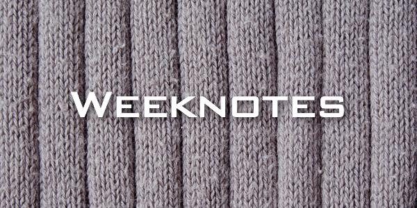 Weeknote 17/2013