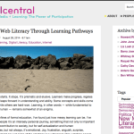 Scaffolding Web Literacy Through Learning Pathways [DMLcentral]