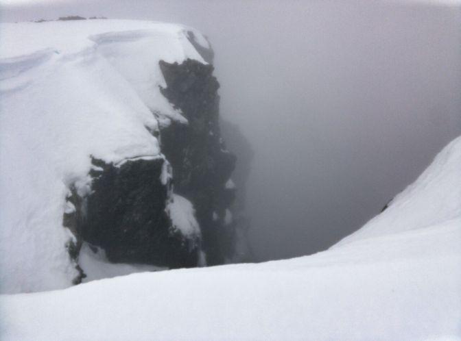 Ben Nevis - summit