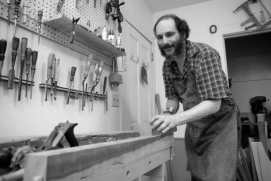 Doug Berch dulcimer maker