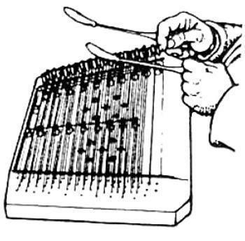 hammered dulcimer recording from 1908 doug berch