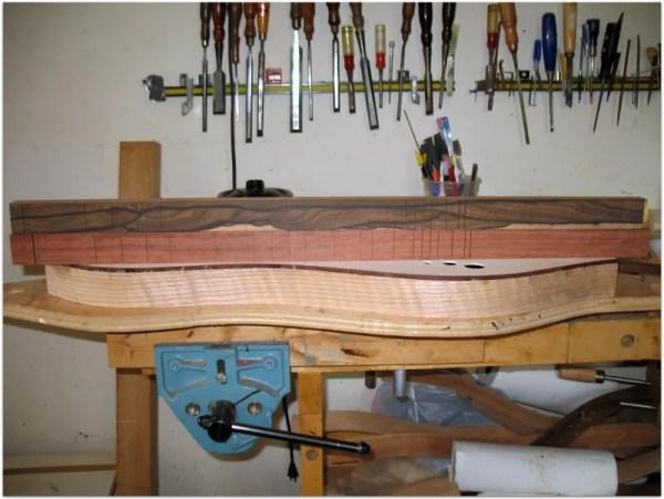 Dulcimer Fingerboards