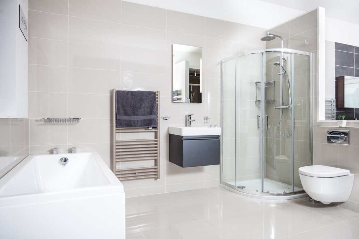 Image Result For Tiling Ideas For Bathrooms