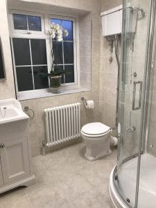 Traditional Bathroom Trends 2017