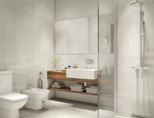 A Few Easy Steps to Maintaining a Clean Bathroom