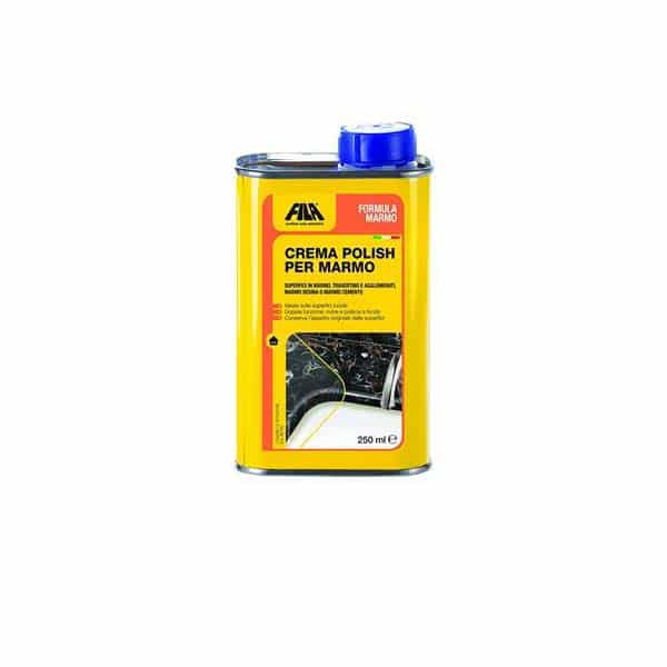 Limescale removing cream conditioner for polished marble and stone surfaces 250 ml 30510012