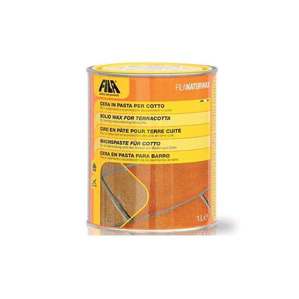 Solid wax for terracotta 1 Litre 50100512