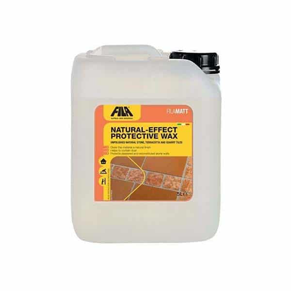 Natural-effect protective wax 5 Litre 54000005