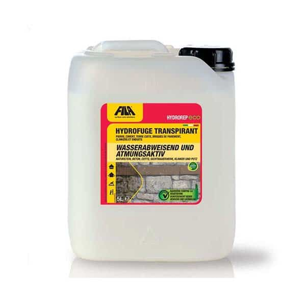 Water-based water-repellent protector 5 Litre 70720005