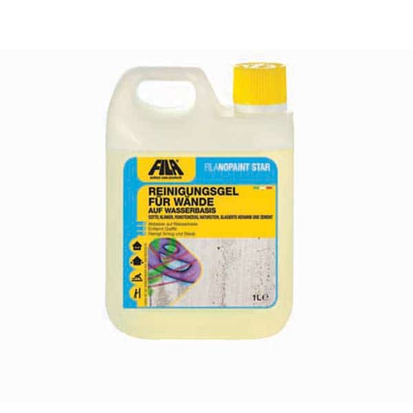 Gel cleaner for walls 1 Litre 72100012