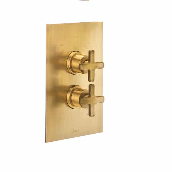 Abode Serenitie Antique Brass  300mm AB2716