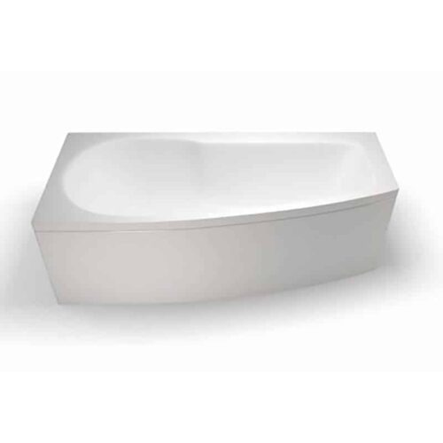R15+R16F+R16E+BS6 Britton Cleargreen Ecocurve Bath White