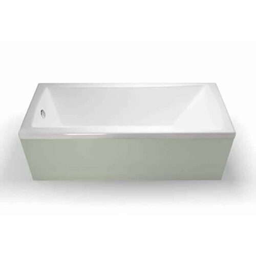 R7+R26F+R29E+R37 Britton Cleargreen Sustain Single Ended Square Bath White
