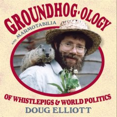 Album cover for Doug Elliott's Groundhog-ology