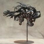 Horses Archives Wildlife Sculpture Public Art Site Specific Metal Art