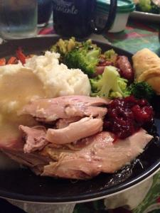 Thanksgivng meal
