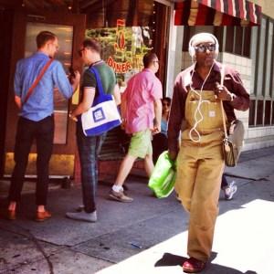 nickel diner hipsters