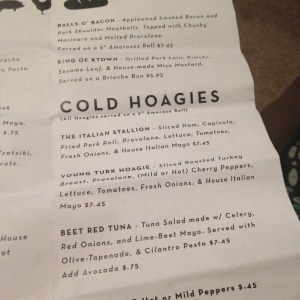 menu koreatown whiz