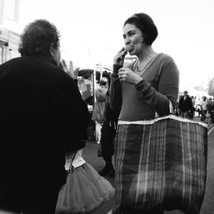 hollywood farmers market people