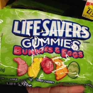 Easter Lifesavers