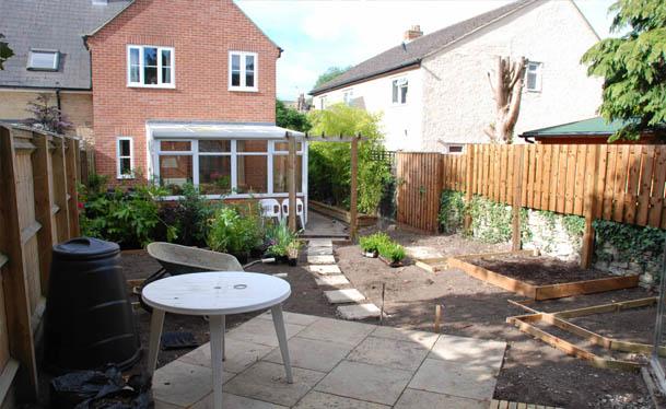 Small Triangular Garden Designs PDF