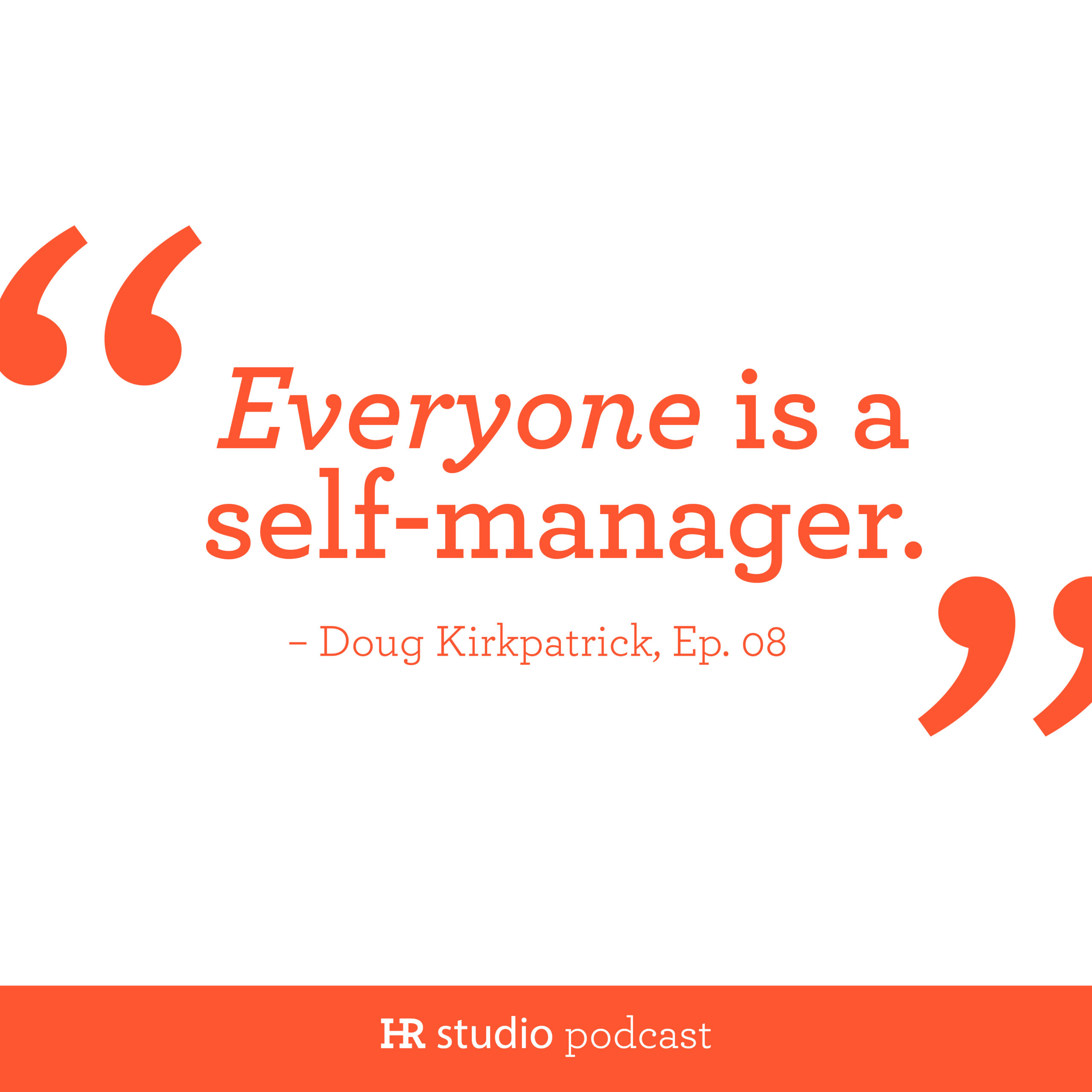 HR Studio Podcast: A New Transformative Way of Leadership