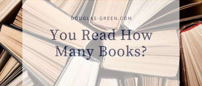 you read how many books