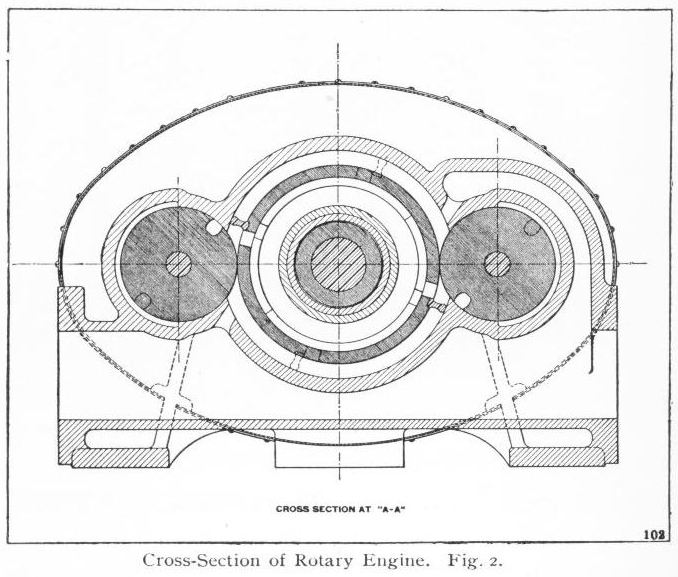 Rotary Engine Diagram 1971. Catalog. Auto Parts Catalog