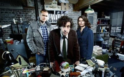 Dirk Genlty TV series : the BBC orders more episodes