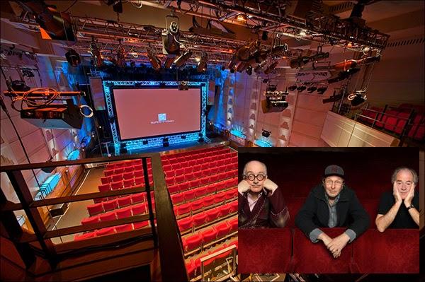 H2G2 Live is back on stage for a one-off the 29th March !