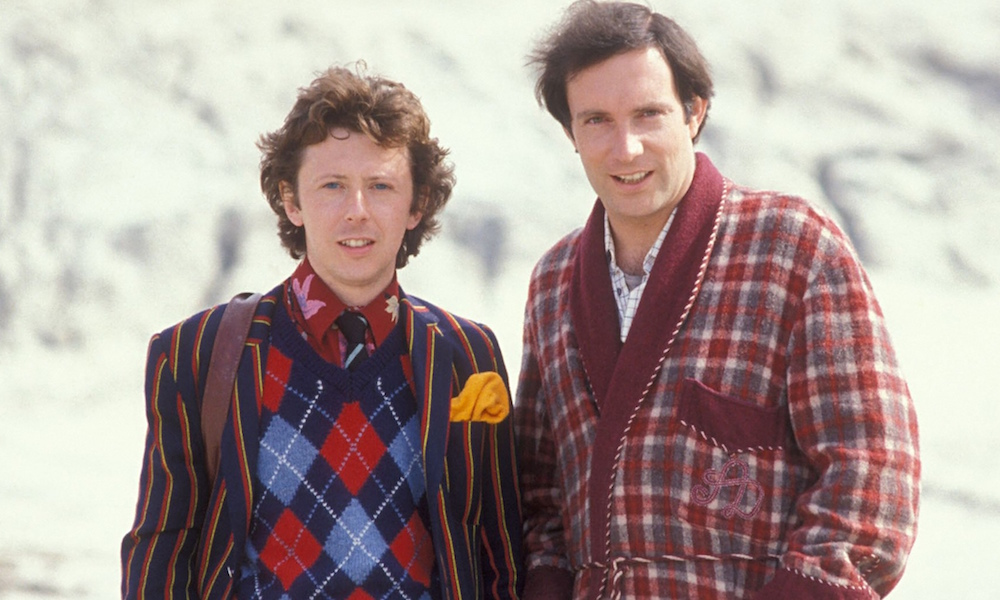 The Hitchhiker's Guide to the Galaxy: Ford Prefect and Arthur Dent in the BBC's adaptation