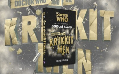 """Doctor Who and the Krikkitmen"" coming in 2018!"
