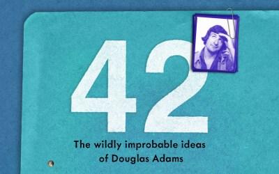New Douglas Adams book backed in 24 hours on Kickstarter