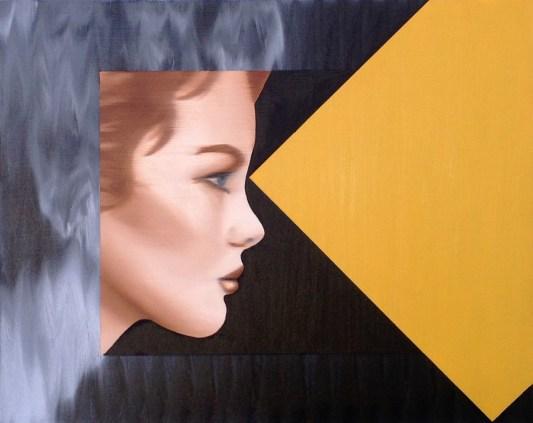Acuity, Oil on canvas, 16 x 20