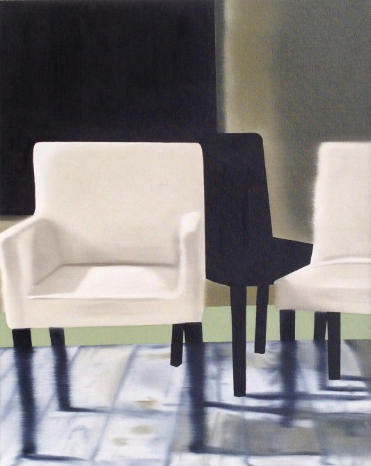 Black Sheep, Oil on canvas, 30 x 24