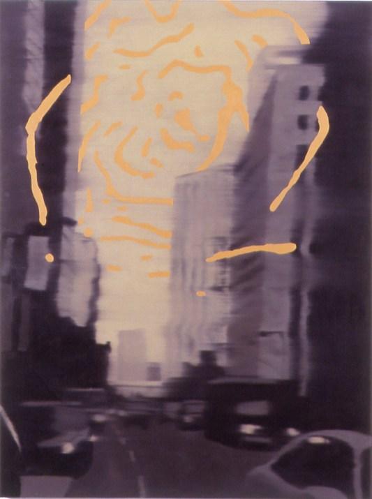 Evening Light, Oil on canvas, 48 x 36
