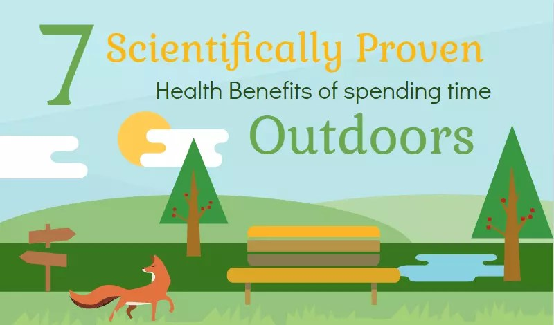 Health Benefits of Spending Time Outdoors  Douglas