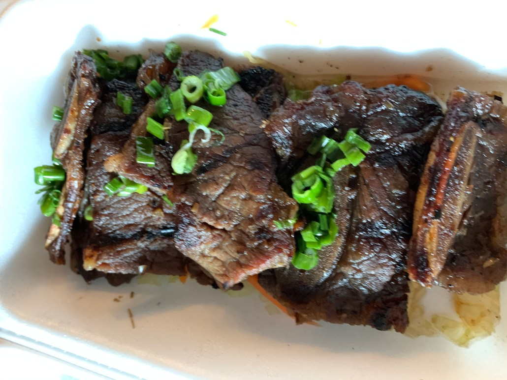 Charbroiled Beef Ribs