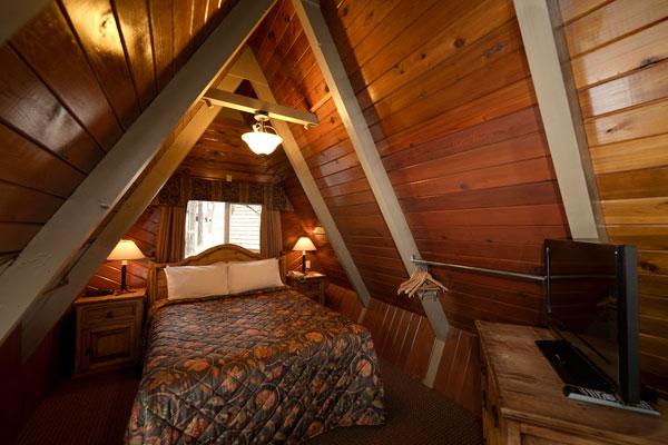 2 Bedroom A Frame Chalet Douglas Fir Resort Amp Chalets