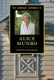 Alice Munro Companion