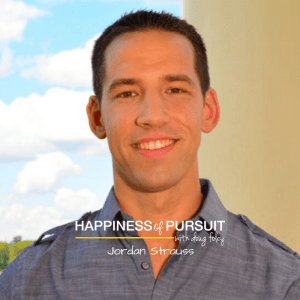 Jordan Strauss on The Happiness of Pursuit Episode 49