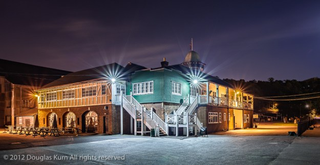 The Brooklands Clubhouse