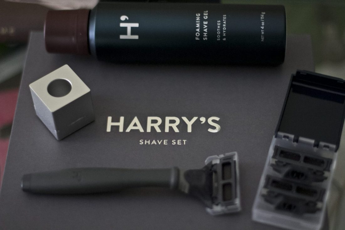 Father's Day gift guide Harry's shave set