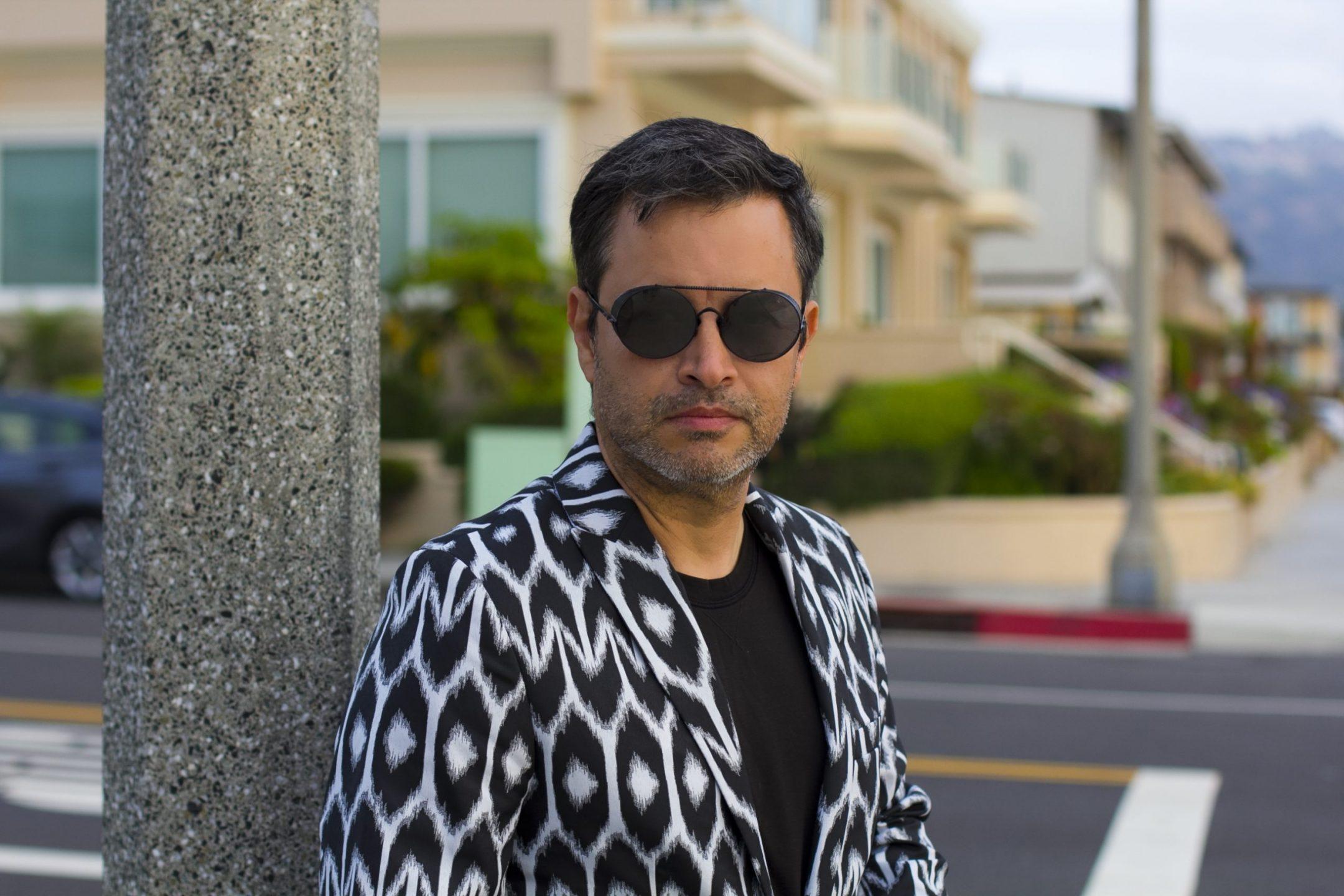 Mr. Turk Men's Suit styled by Douglas Lagos