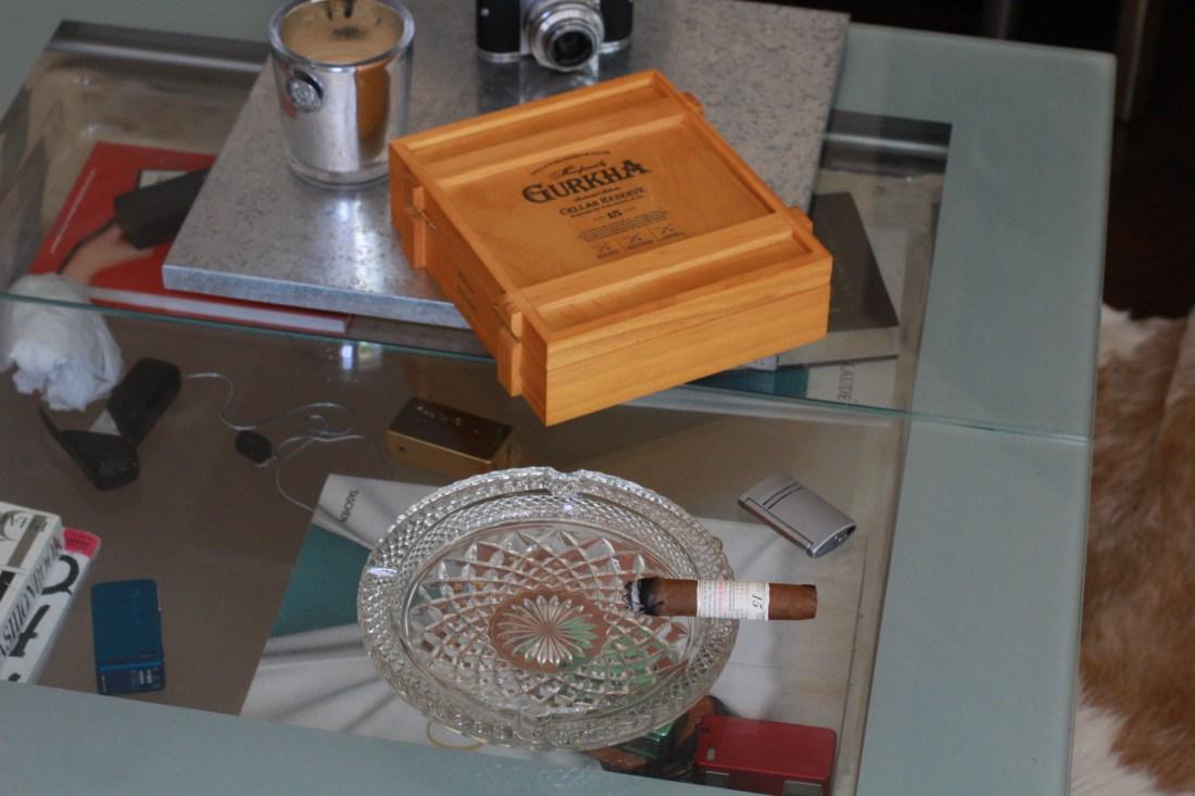 Gurkha Cigars 15 Year Cellar Reserve