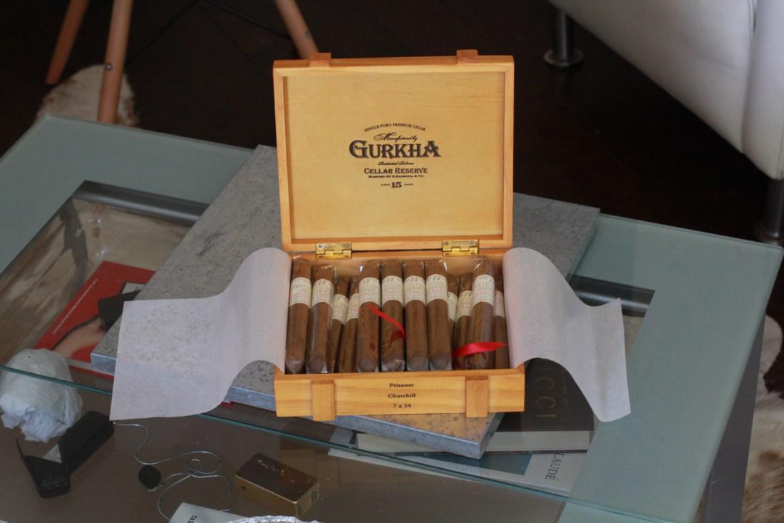 Gurkha cigar review