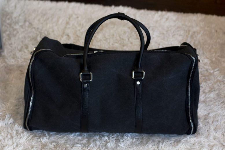 Combatant Gentlemen Weekender Bag
