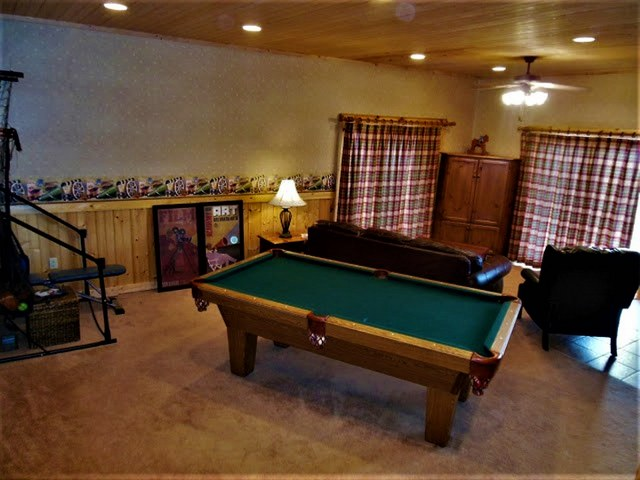 Cabins With Game Rooms – The Vacation Your Family Deserves