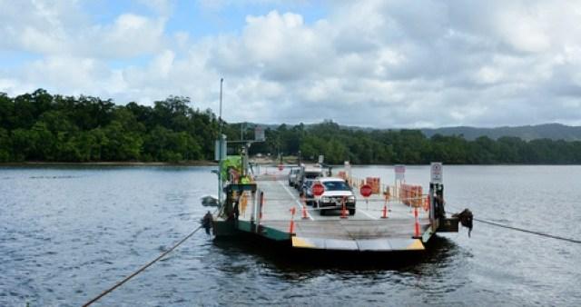 daintree ferry decision