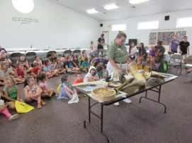 Critter Concerto presented by Sedgwick County Zoo